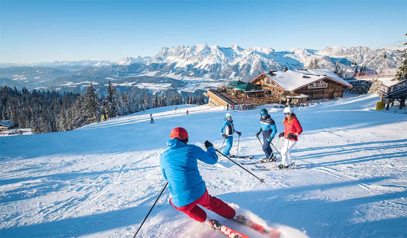 Ski Amade Salzburgerland
